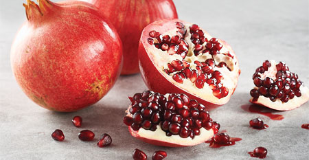 Image result for fall pomegranates