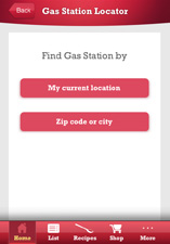 Gas Station Locator