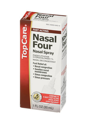 Nasal Four Spray
