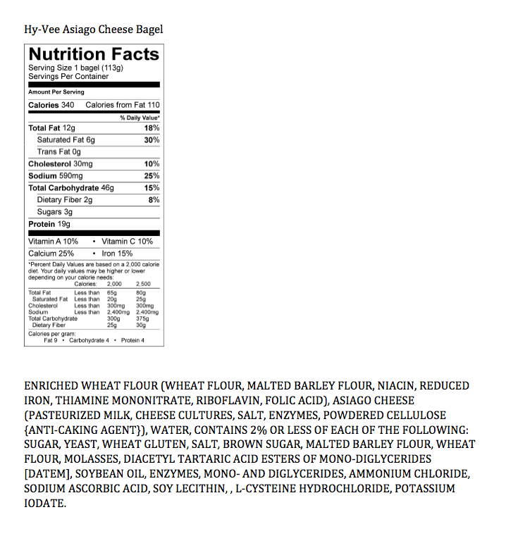 plain bagel cream cheese dunkin donuts calories with Jelly Doughnut Nutrition Facts on Index likewise Index besides Starbucks Everything With Cheese Bagel Nutrition Facts also Tuna Salad Sandwiches likewise Jelly Doughnut Nutrition Facts.