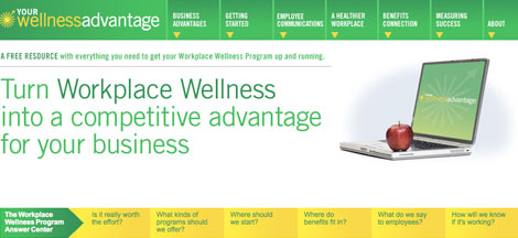The HWCF/National Business Group on Health website