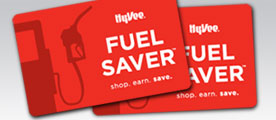 Sign up and save with Fuel Saver