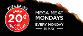Mega Meat Monday