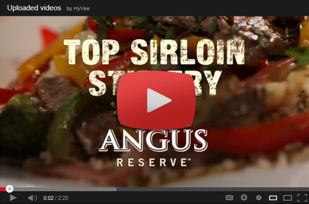 Top Sirloin Stir Fry Video