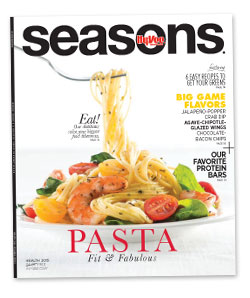 Hy-Vee Seasons Magazine Health 2015