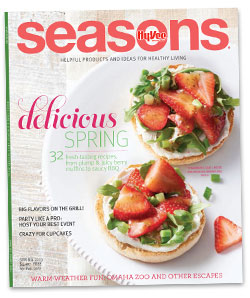 Hy-Vee Seasons Magazine Spring 2013