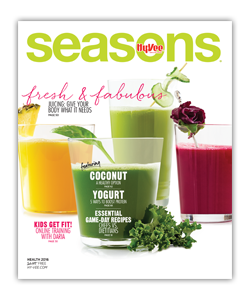 Hy-Vee Seasons Magazine Health 2016