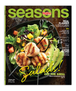 Hy-Vee Seasons Magazine Spring 2015