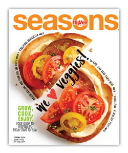 Hy-Vee Seasons Magazine Spring 2016