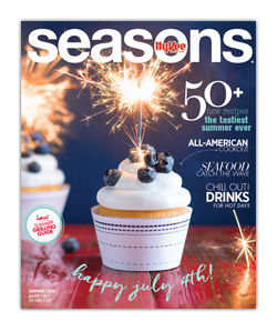 Hy-Vee Seasons Magazine Summer 2015