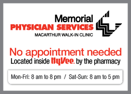 Memorial Physician Services