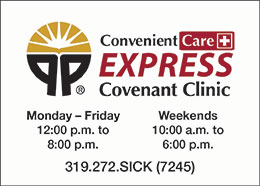 Convenient Care Express Covenant Clinic