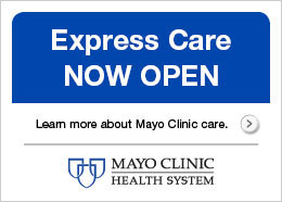 Express Care NOW OPEN