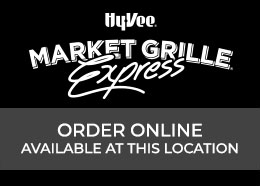 Order online from your Market Grille Express location today.