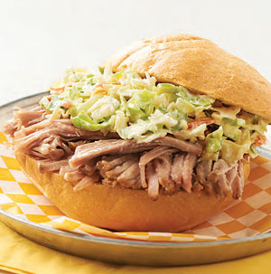 pkg carolina pulled pork pulled pork sandwich carolina pulled pork ...