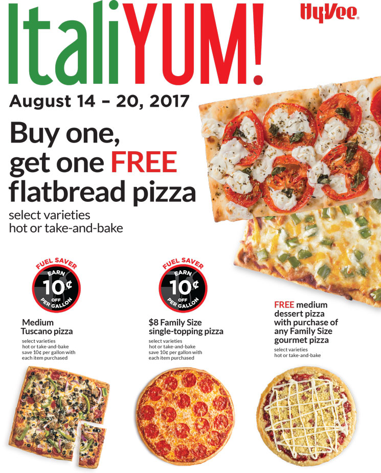 August ItaliYUM Flyer