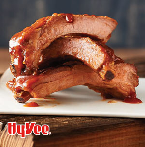 Baby Back Ribs with Dr. Pepper BBQ Sauce - Recipe