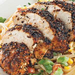 Blackened Chicken - Recipe
