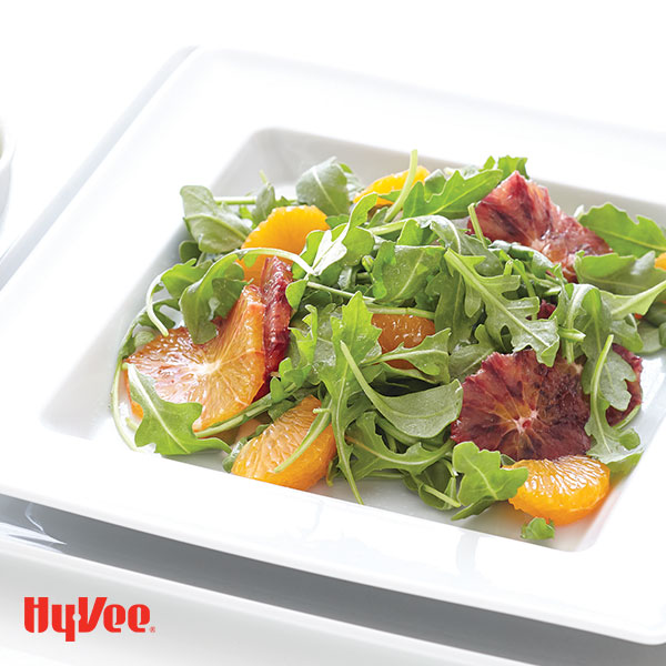 Citrus Salad with Clementine-Avocado Vinaigrette - Recipe