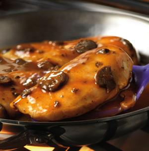 Campbell's Skillet Sauce Chicken Marsala