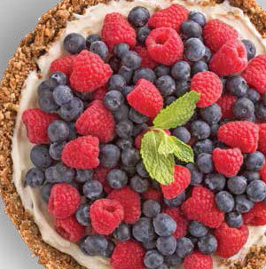 Easy Berry Torte