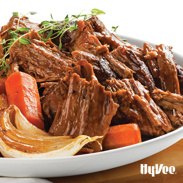 Easy Pot Roast - Recipe