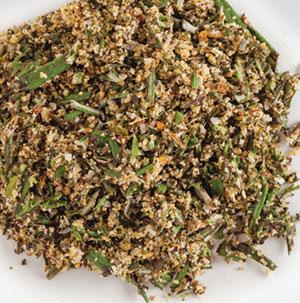Garlic and Rosemary Steak Rub - Recipe