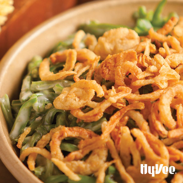 Green Bean Casserole From General Mills