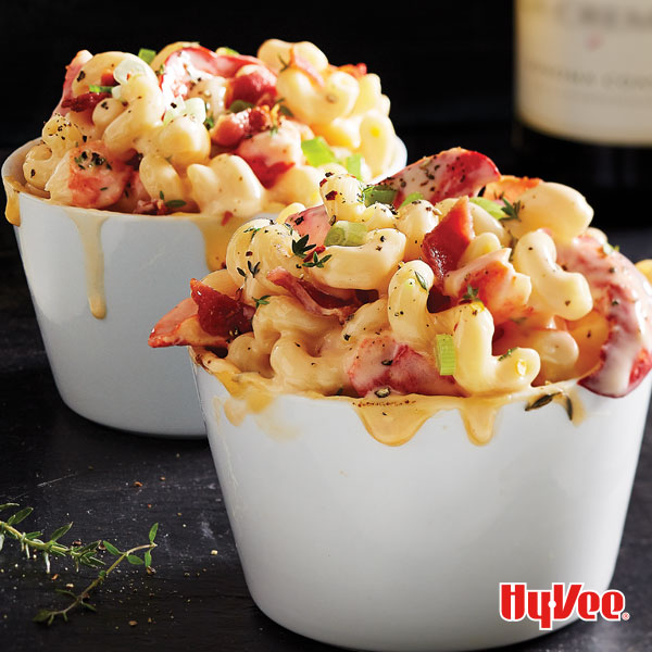 Lobster Mac and Cheese - Recipe
