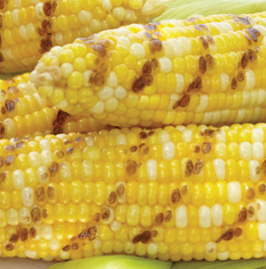 Quick Grilled Corn