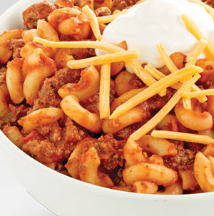 Ragus Family Favorite Chili Mac