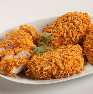 Ranch Crispy Chicken Recipes — Dishmaps
