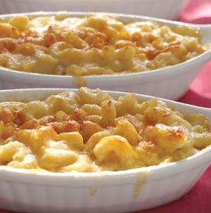 Three-Cheese Mac and Cheese - Recipe