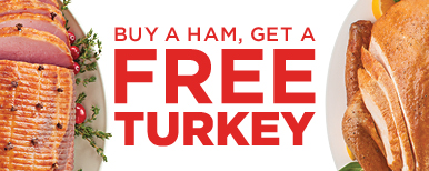 Buy a Ham, Get a Turkey