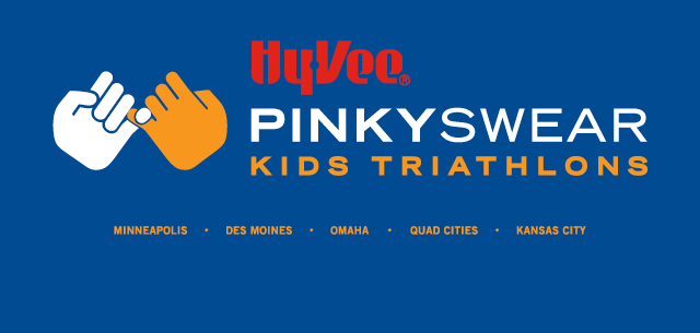 Hy-Vee Pinky Swear Triathlon