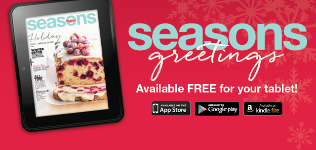 Holiday Issue of Seasons