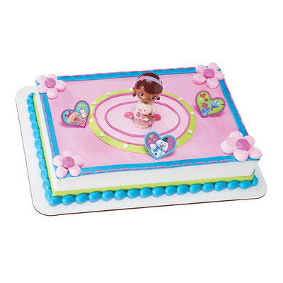 Shop Bakery Decorated Cakes Doc Mcstuffins Doc And