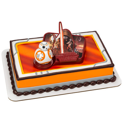 Shop Bakery Decorated Cakes The Force Awakens 37422