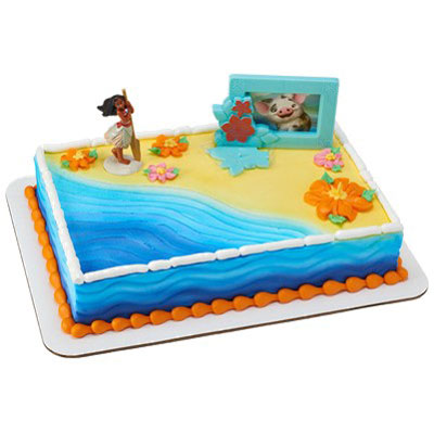 Shop Bakery Decorated Cakes Moana Adventures In