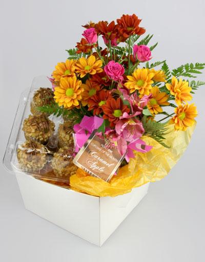 shop floral birthday cherry supreme cupcakes bouquet. Black Bedroom Furniture Sets. Home Design Ideas