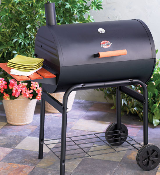 Char Griller 1515 Patio Pro Model Grill   Outdoor Charcoal Grills