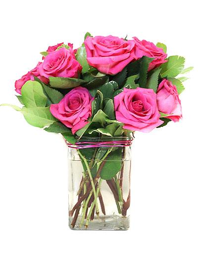 shop floral roses rose enchantment. Black Bedroom Furniture Sets. Home Design Ideas