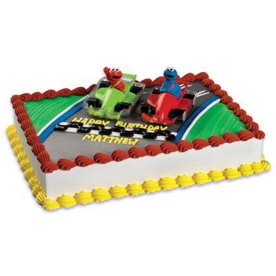 Fred Meyer Mario Kart Cake
