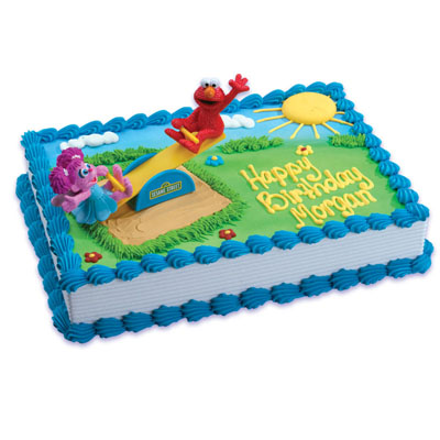 Shop Bakery Decorated Cakes Sesame Street Cake Ck 544