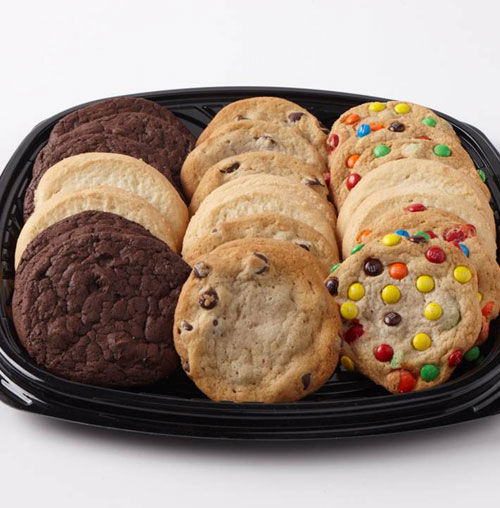 Sam S Club >> Shop Bakery - Party Trays - Assorted Cookie Tray