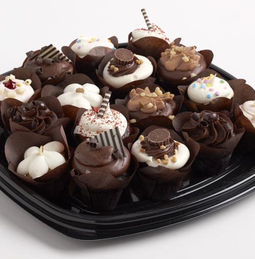 Hyvee Mini Cakes