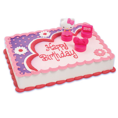 Shop Bakery Decorated Cakes Hello Kitty Stamper Ck 582