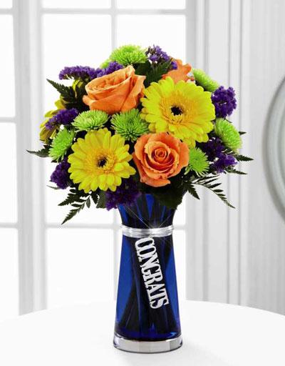Shop Floral Congratulations Ftd Congrats Bouquet
