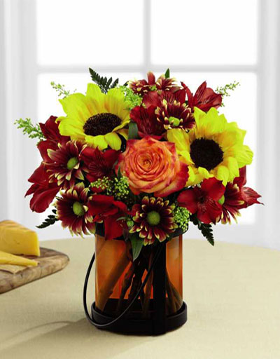Shop Floral Seasonal The FTD Giving Thanks Bouquet