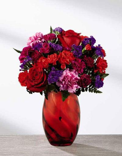 shop floral valentine 39 s day the ftd sweethearts bouquet. Black Bedroom Furniture Sets. Home Design Ideas